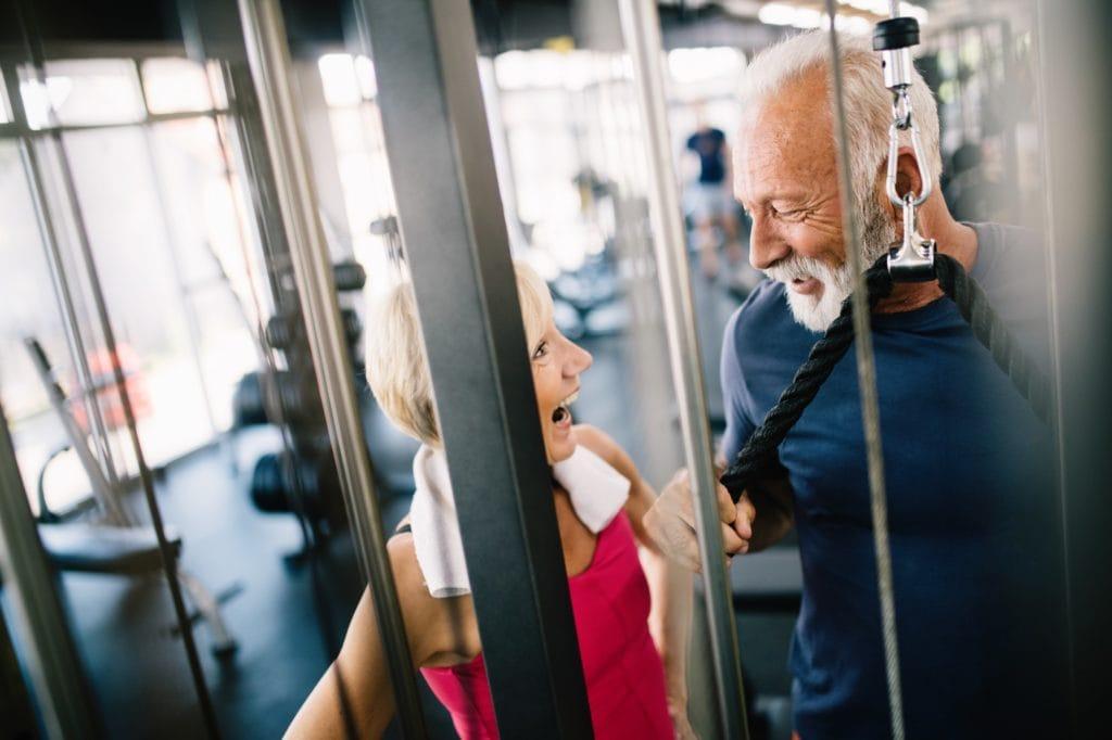 Γυμναστική για Ηλικιωμένους